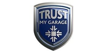 trust my garage logo